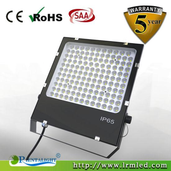 IP65 Waterproof Energy Saving 150W Outdoor LED Flood Light