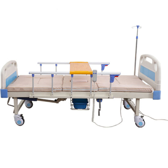Automatic Emergency Bed ICU Electric Lifting Hospital Medical Bed