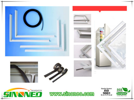 Flexible Magnetic Door Gasket, PVC Door Gasket pictures & photos