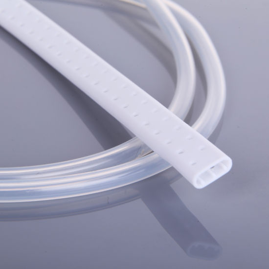 Disposable Medical Silicone Round Channel Fluted Drains pictures & photos