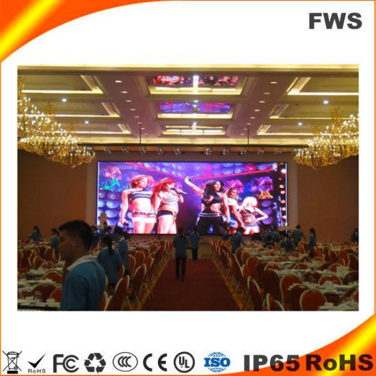 Indoor P4.81 (P3.91 P5.95 P7.62 P9.52) mm Rental LED Screen