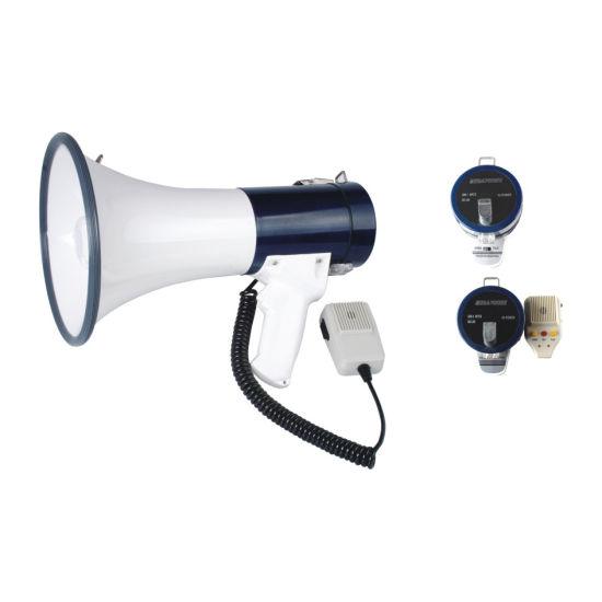 Talk/Siren Portable Record Megaphone Loudspeaker (MK-2007)