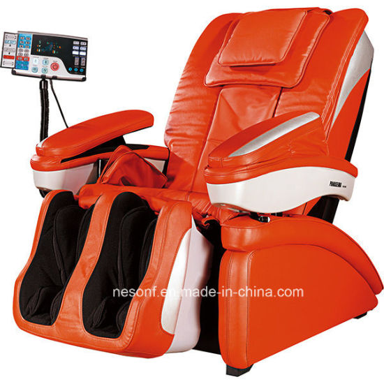 Hot Selling Certificated Reception Executive Massage Chair (NS-OA52) pictures & photos