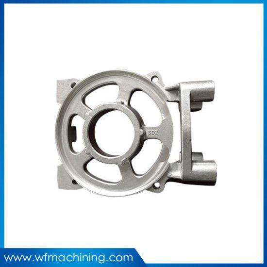 Each Inch of Lamp Body Radiator Shell Custom Aluminum Die Casting