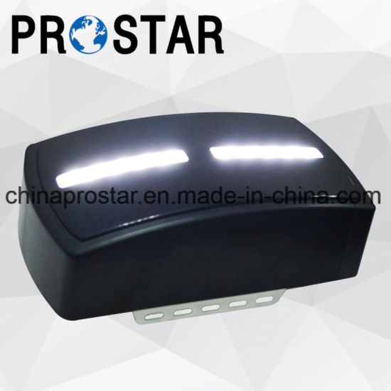 China 200mms Fast Speed Battery Back Up Automatic Garage Door