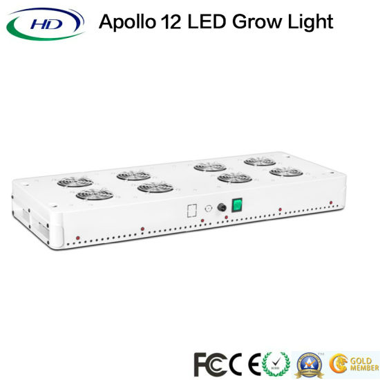 Apollo 12 LED Plant Grow Light for Commercial Greenhouse pictures & photos