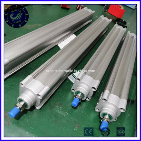 1500mm Long Stroke Stainless Steel Pneumatic Air Cylinder