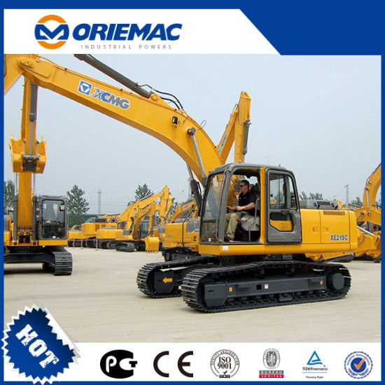Crawler Excavator Xe215c 1m3 Bucket for Sale pictures & photos