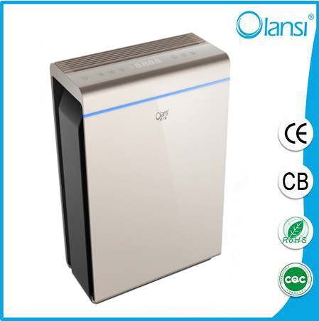 AC Motor of Air Purification From Olansi Hot Sales House Air Cleaner with Low Noise Home Air Filter Sell Well Air Filter Machine Guangzhou pictures & photos
