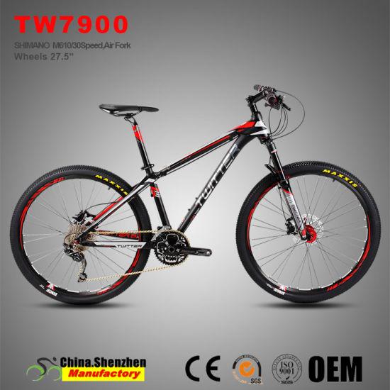 30speed Oil Brake Aluminum Frame 27.5inch Mountain Bike