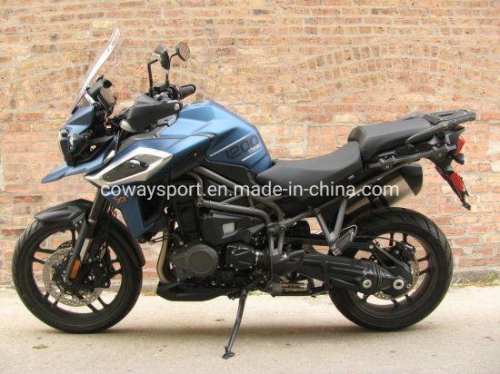New Original High Performance Tiger 1200 Xrx Matt Cobalt Blue Motorcycle