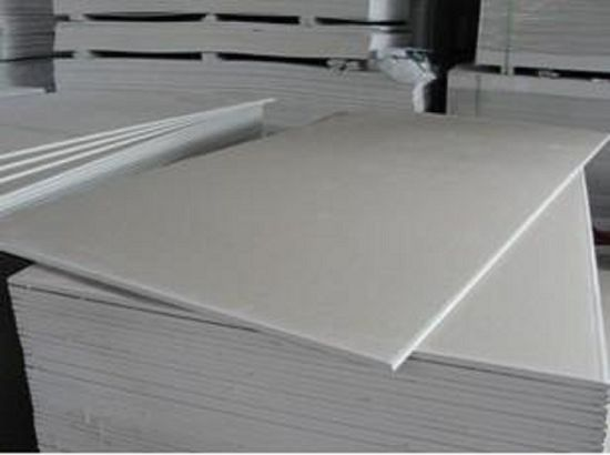 Foil Back Gypsum Board : China gypsum ceiling tile pvc faced aluminum foil back