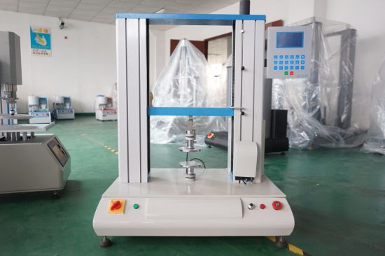 Automatic Package Boxes Ring Crush Testing Machine pictures & photos