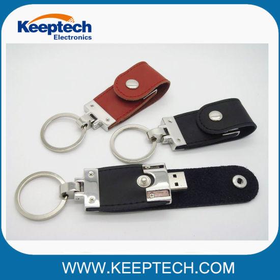 Leather USB Flash Drive 32GB (KT-PD006)