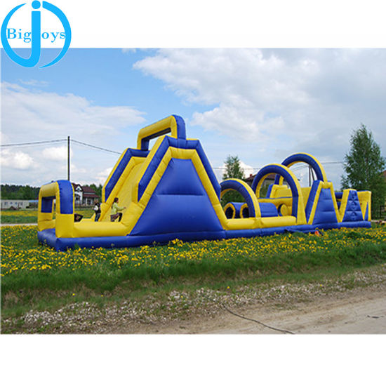 2020 Commercial Inflatable Obstacle for Sale (BJ-AT33) pictures & photos