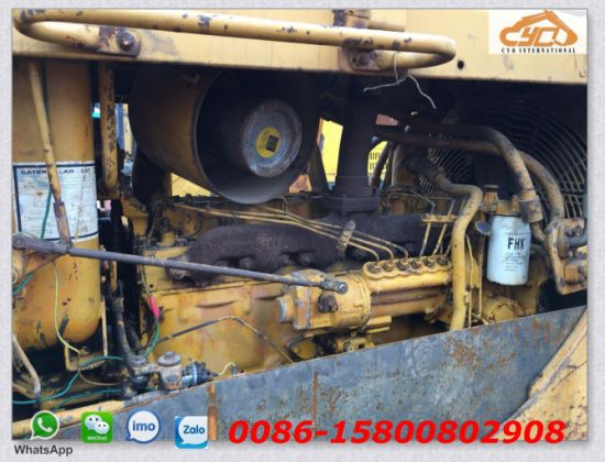 Used Cat D5b Mini Bulldozer with Swamp Track Shoe for Sale