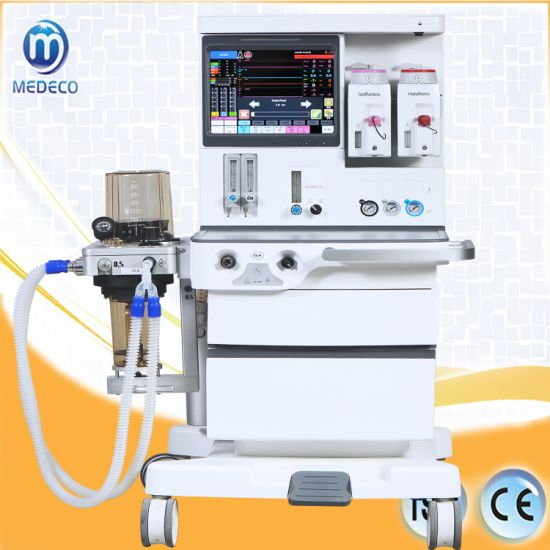 Hospital ICU Equipment Anesthesia Machine Me6600 pictures & photos
