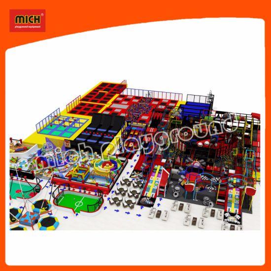 Super Funny Indoor Soft Playground Amusement Park