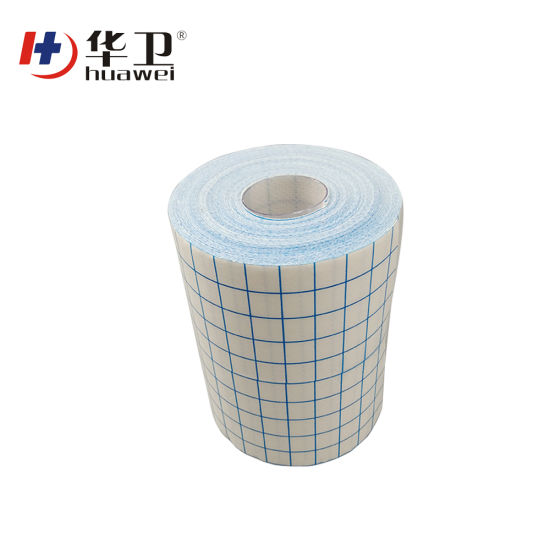 Adhesive Non-Woven Medical Raw Material Tape Roll
