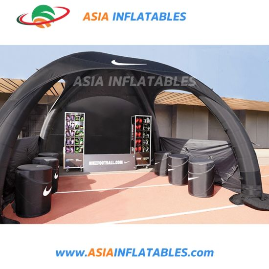 Waterproof Inflatable Advertising Dome X-Tent with Digital Printing pictures & photos