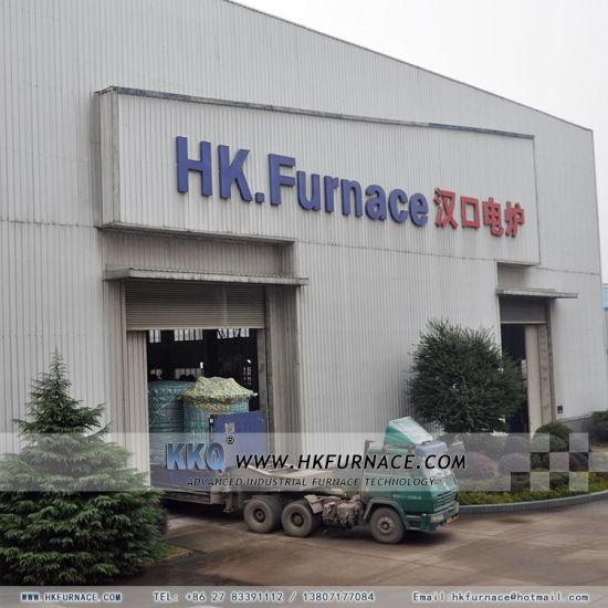 Tilting Crucible Melting Aluminum Furnace with Electric Heating