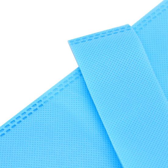 Wholesale Hot Polypropylene Supermarket T-Shirt Non Woven Bag Shopping W Cut Non Woven Vest Bag