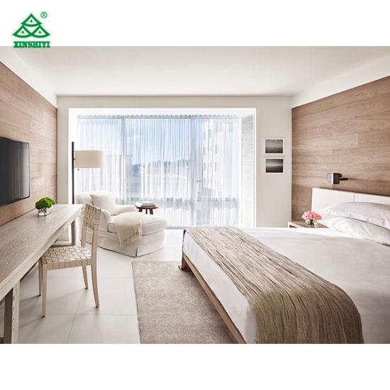 Modern Bedroom White Plywood Bed Designs Hotel Bedroom Furniture Bedroom Set