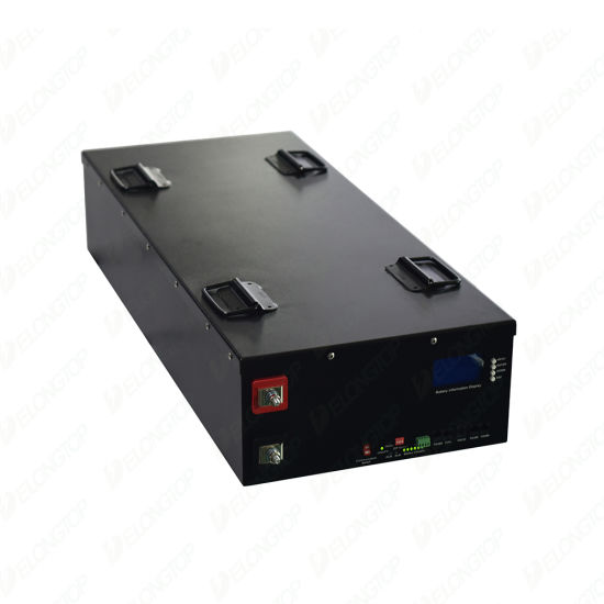 Powerful LiFePO4 Battery 48V 200ah-B Lithium Iron Phosphate Battery for Solar Energy System