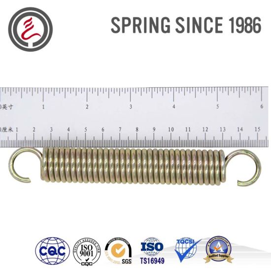 Stainless Steel High Precision Extension Spring