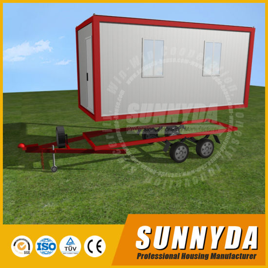 Flat Pack Quality 20FT Expandable Modular House Containers (SU-C152)