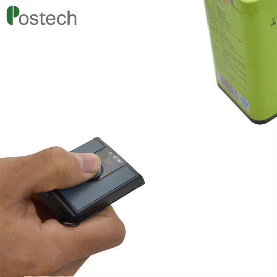 China Ms3391 Mini Bluetooth Barcode Scanner Wireless - China