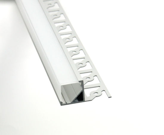 Apt3305 Top Factories Drywall Cover LED Aluminium Channel with Lowest Price OEM High Performance 6000 Aluminum Extruded Heatsink LED Profile pictures & photos