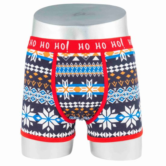 Christmas Gift Sets For Men.China Men S Underwear Boxer Shorts Christmas Gift Set
