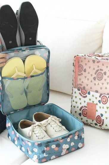 Popular Shopping Quilt Shoe Travel Suit Dress Garment Cosmetic Storage Bag