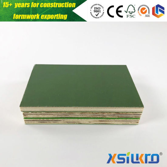 PP Plastic Film Faced Plywood Waterproof Marine Plywood Construction  Plywood Sheets