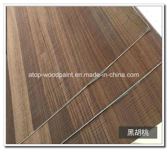 Pre Finished Engineered Wood Veneer