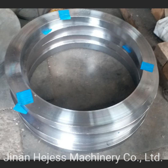Hot Forging Parts Forged Steel Wheel Ring