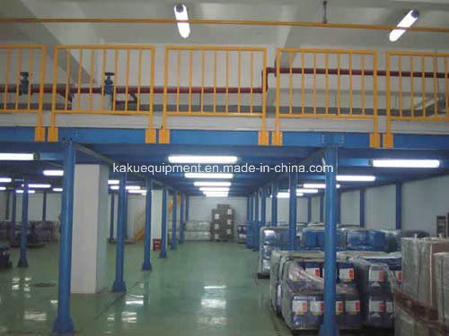 Top Use in Factory & Supermarket Steel Platforms pictures & photos
