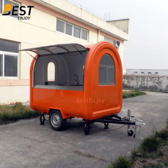 China Factory Mobile Juice Bar Food Kiosk Design Ideas for Sale