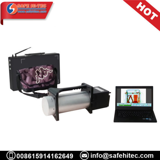 China Portable X-ray Scanner System for Contraband Drug and