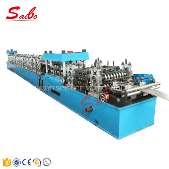 2 Waves Guard Rail Roll Forming Machine for Sale