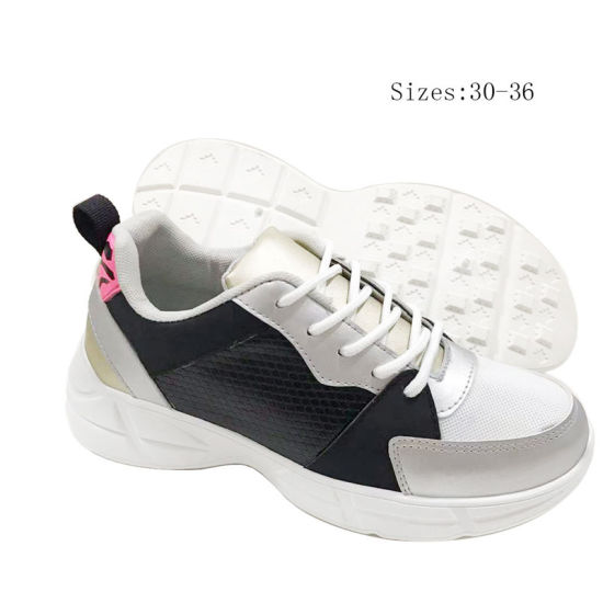 Leisure Style Kids Sneaker Sports Running Shoes (SD1912-11) pictures & photos