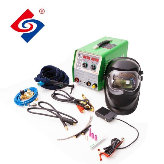 10%off Semi-Automatic Welding Machine 3 in 1 MIG Spot Invert Cold Welding Machine Mask Welder