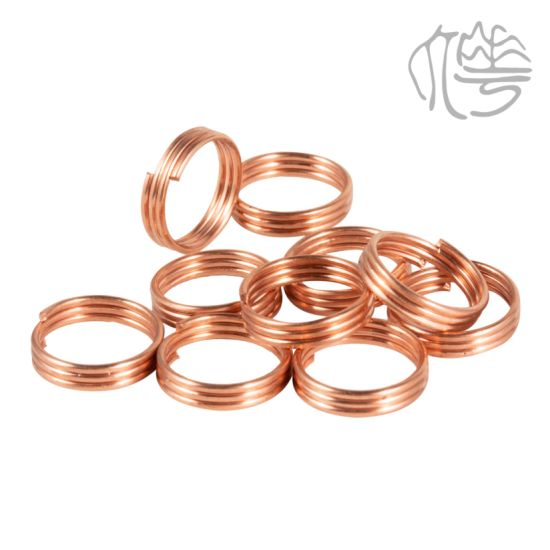 Tcu Oxygen-Free Copper Brazing Alloy Ring pictures & photos