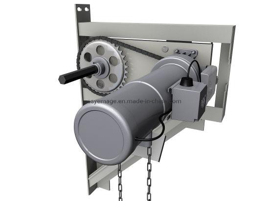 China Cheap Price Electric Garage Roller Shutter Door Opener Motor China Motor Electric Motor