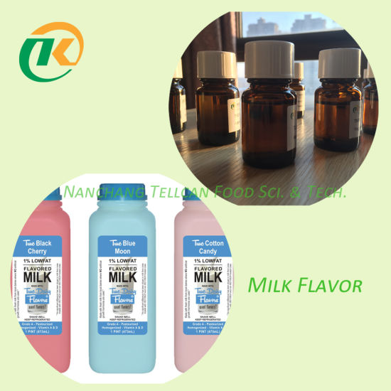 Milk Flavor of Best Performance for Food & Drinks pictures & photos