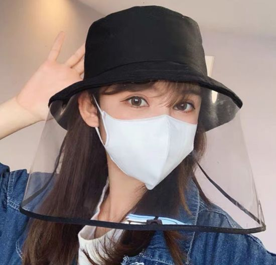 2020 Anti-Fog Anti-Spit Full Face Protective Bucket Hat