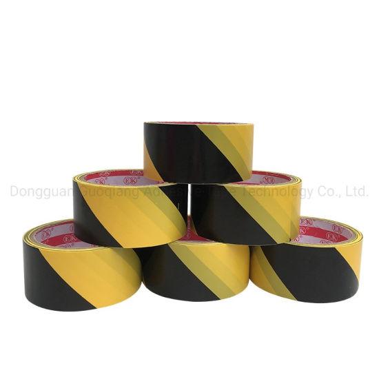 Barrier Remind Hazard Warning Strips Marking Tape Danger Caution Sticker