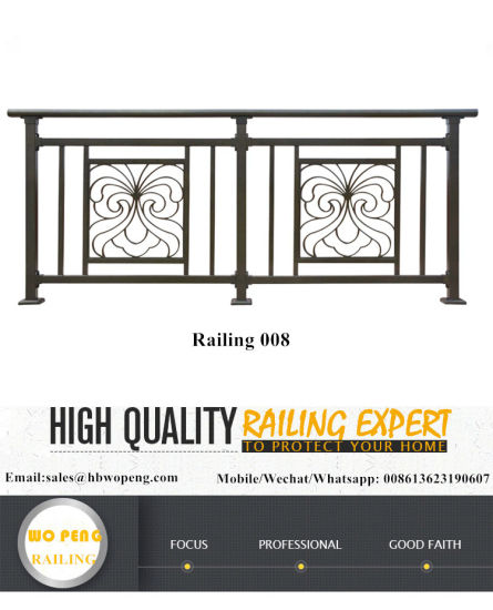 China Modern Design For Balcony Railing Roof Railing Design Of A House In India China Railing Balustrade