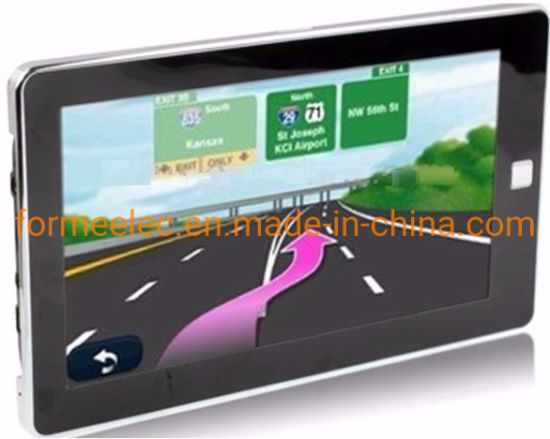 "7"" Vehicle GPS Navigation 256MB 8GB Truck GPS Car Navigator"